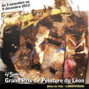 45ème Grand Prix du Léon - Landivisiau - du 03 nov au 09 déc 2012