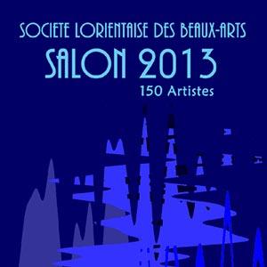 Société Lorientaise des Beaux Arts - du 02 au 10 mars 2013