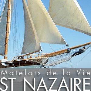 Vente d'œuvres au profit des Matelots de la Vie - St Nazaire - 28 mars 2015