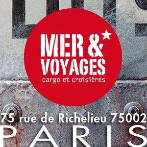 Expo personnelle chez Mer & Voyages - Paris - du 01 au 19 juin 2015