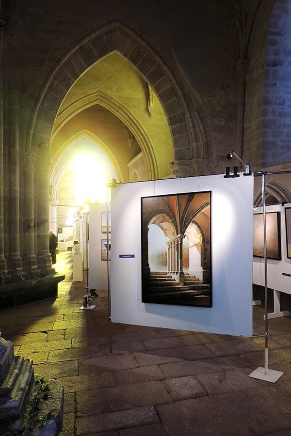 Regards sur les arts Lamballe 2015 © Christian LEROY