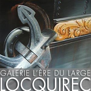 Exposition Galerie L'Ère du Large - Locquirec - du 24 sept au 07 oct 2016 © Christian LEROY