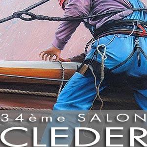 34ÈME SALON ARTISTIQUE DE CLÉDER 2018