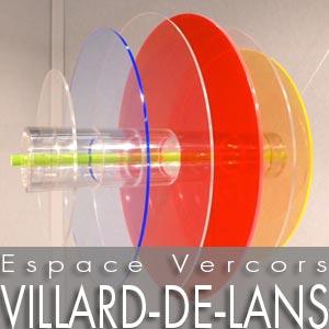 Galerie espace Vercors à Villars de Lans