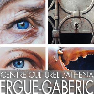 Exposition au Centre Culturel L'Athéna à ERGUÉ-GABÉRIC du 11 au 29 février 2020