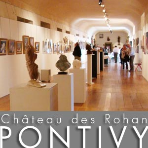 4ème Salon des Arts du Centre Bretagne - Pontivy - du 27 avril au 12 mai 2013