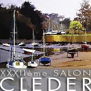 XXXIIème Salon Artistique - Cléder (29) - du 10 au 24 avril 2016
