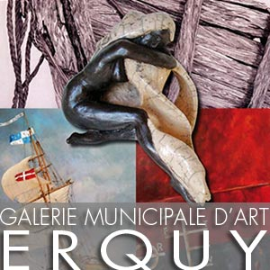 Exposition Erquy - Galerie d'Art Municipale - du 29 oct au 27 nov 2016 - Christian LEROY