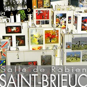 Biennale Peintres et Sculpteurs de Bretagne - 14-29 janvier 2017 - Christian LEROY