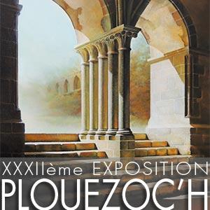 Plouezoc'h - 32ème expo - Chapelle St Antoine 8 juillet - 20 août 2017