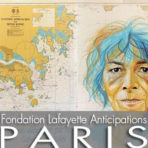 vente caritative Watever SOS Méditerranée SNSM - Paris - Fondation Lafayette Anticipations © LEROY