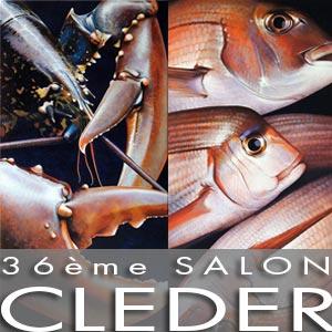 36 salon artistique de Cléder - 25 juillet au 08 août 2021