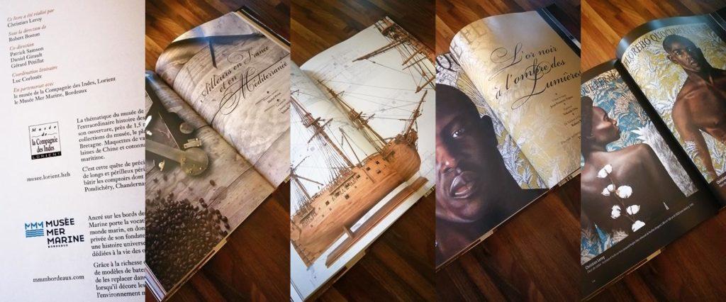 Carnets de voyage en Mer des Indes - Académie des Arts & Sciences de la Mer - LOCUS SOLUS - quelques pages